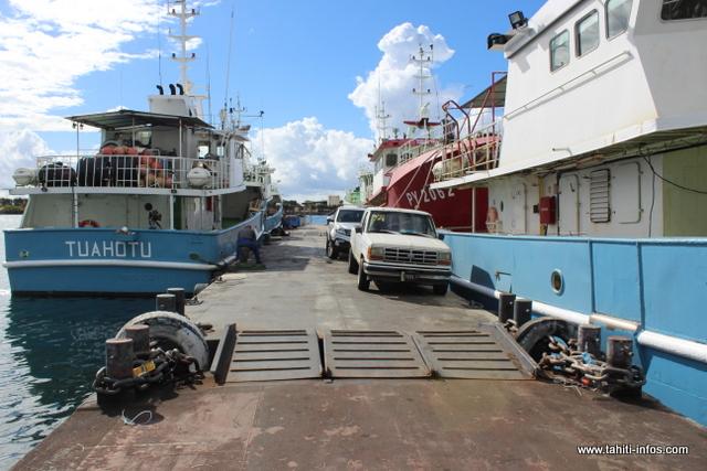 Les bateaux de la société Big Eyes seront peints en bleu ciel.