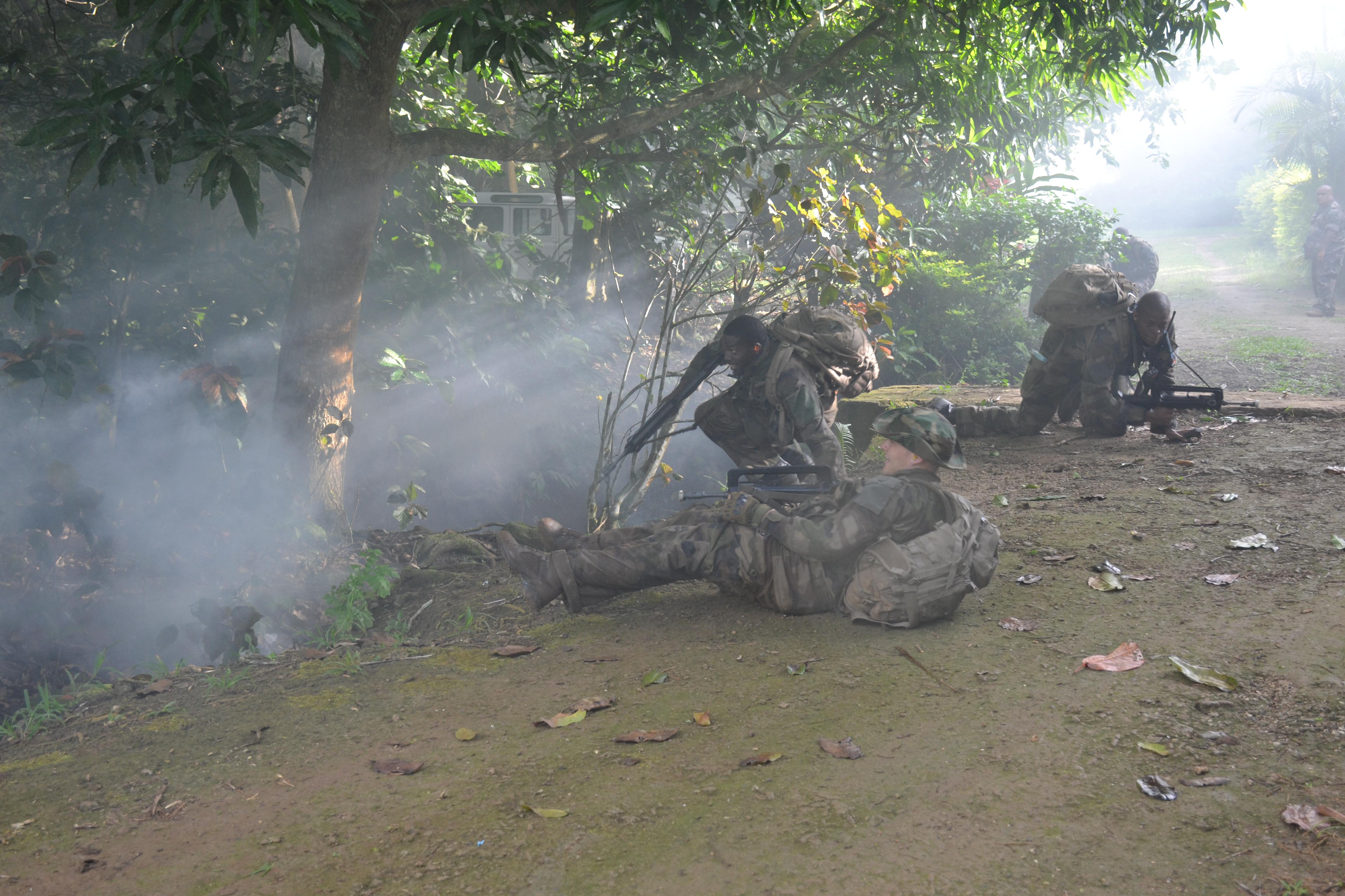 Les militaires du RIMaP-P en mission de courte durée rejoindront la métropole au mois de novembre.