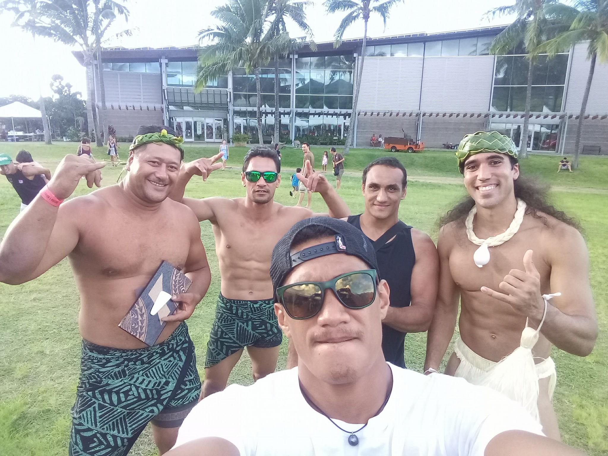 Très bon résultat pour nos champions à Hawai'i