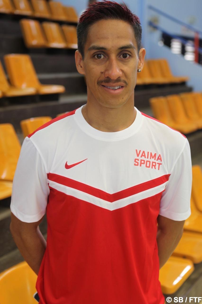 Jacob Tutavae, président de Tahiti Futsal