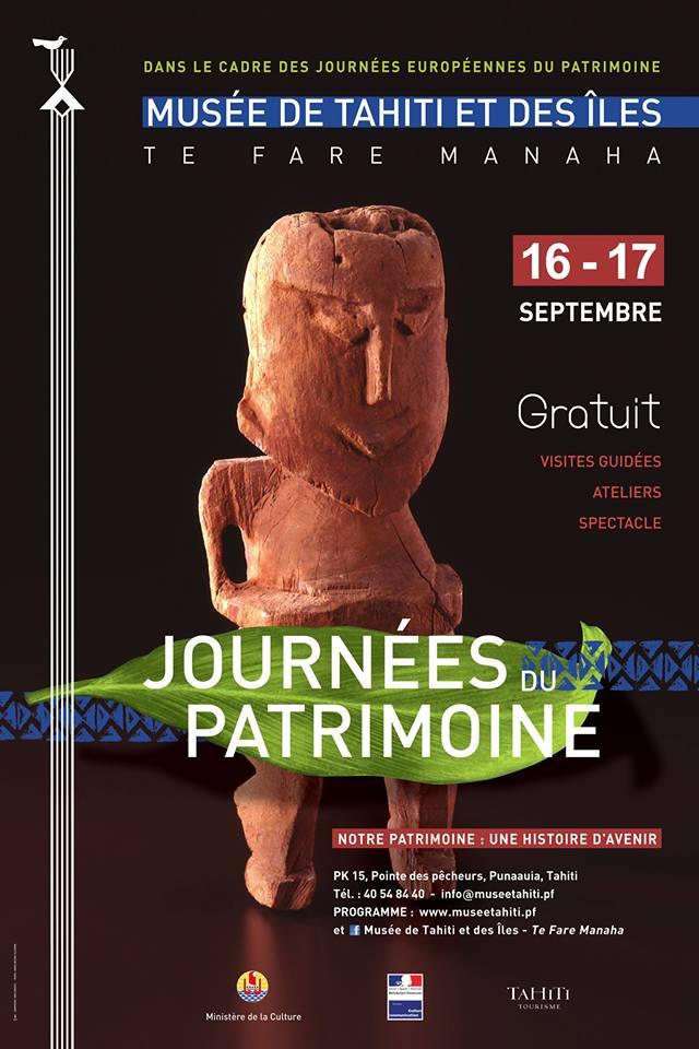 Visites guidées, ateliers culturels et projections Fifo sont au programme du Musée de Tahiti et des îles.