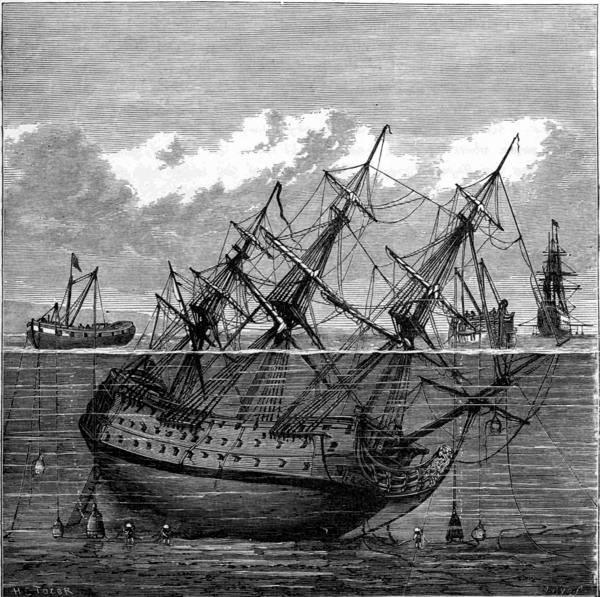 Le HMS Pandora