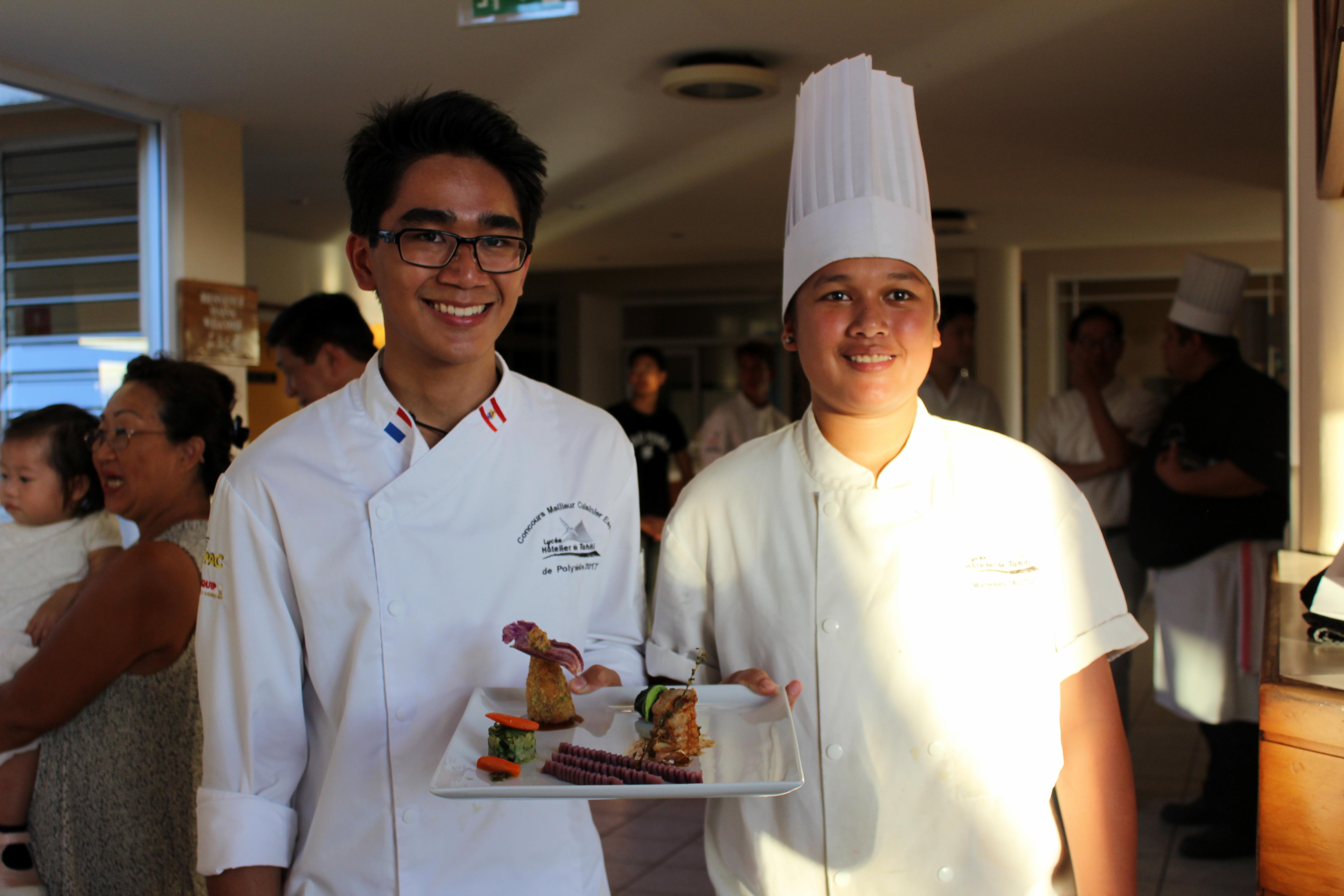Jason et Mahealani défendront les couleurs de la Polynésie à Taiwan