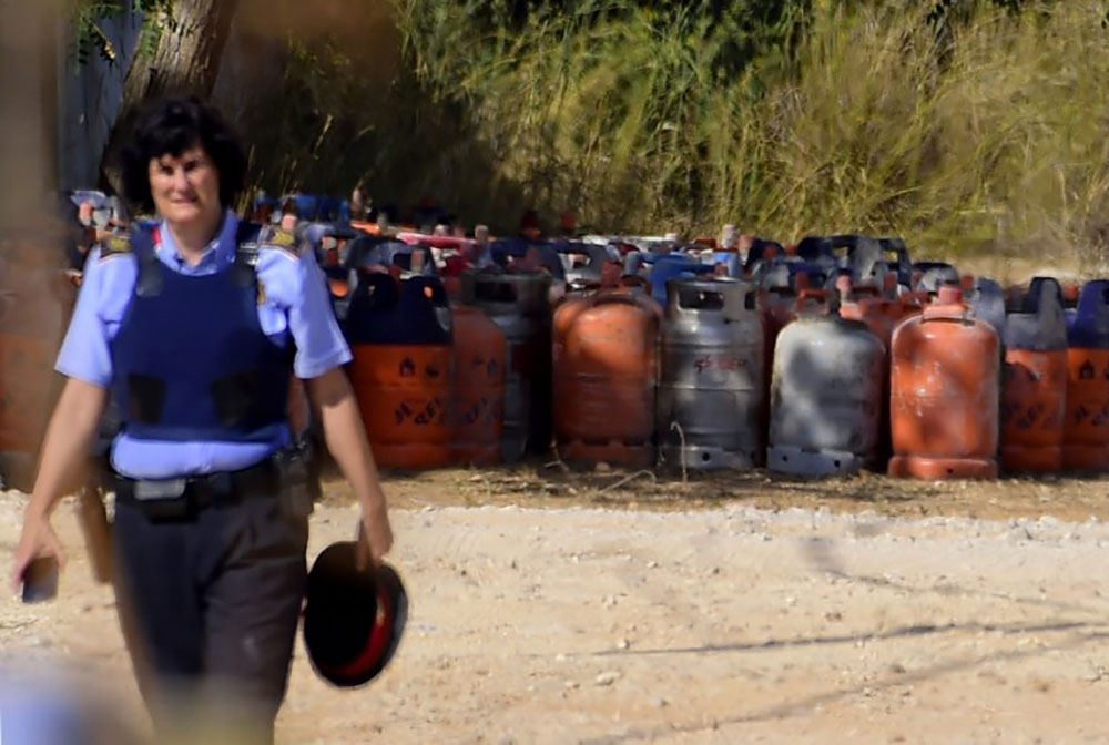 Attentats en Espagne: la cellule aurait fabriqué 100 kilos de TATP