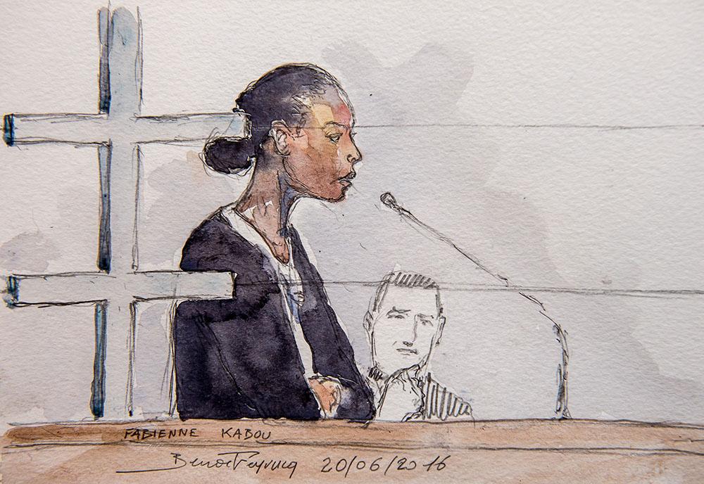 Infanticide de Berck: peine plus clémente en appel pour Fabienne Kabou