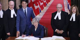 Canada et Royaume-Uni vont négocier un accord commercial post-Brexit