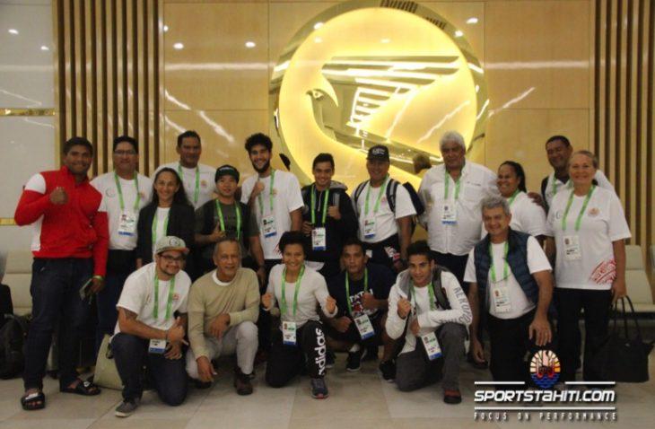 La délégation est arrivée au Turkménistan après un long voyage