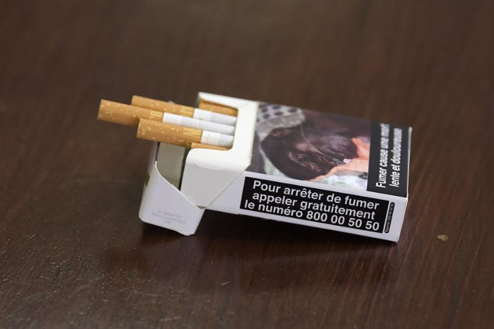 Tabac: six hausses de prix d'ici fin 2020 pour arriver à 10 euros le paquet