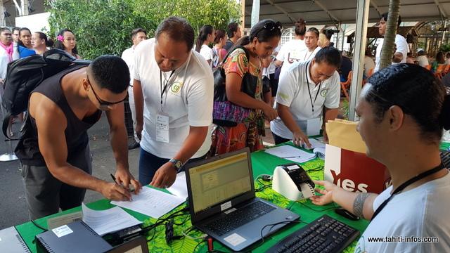 589 candidats étaient présents ce mercredi pour le concours mis en place par le CGF.