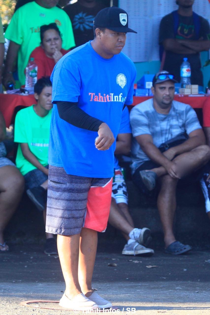 L'excellent Vickson Tuaiva fait également partie de la sélection