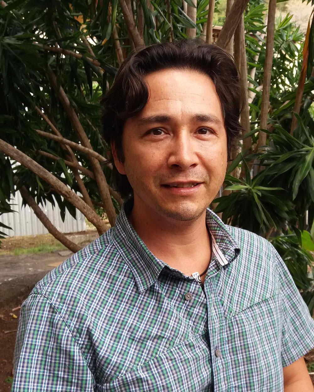 Le fondateur de l'association, Raphaël Wittenberg.