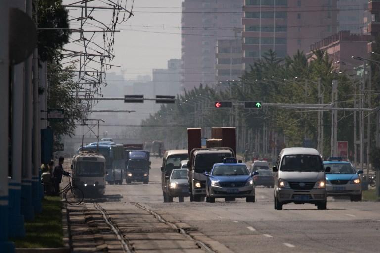 A Pyongyang, le prix de l'essence grimpe après les sanctions