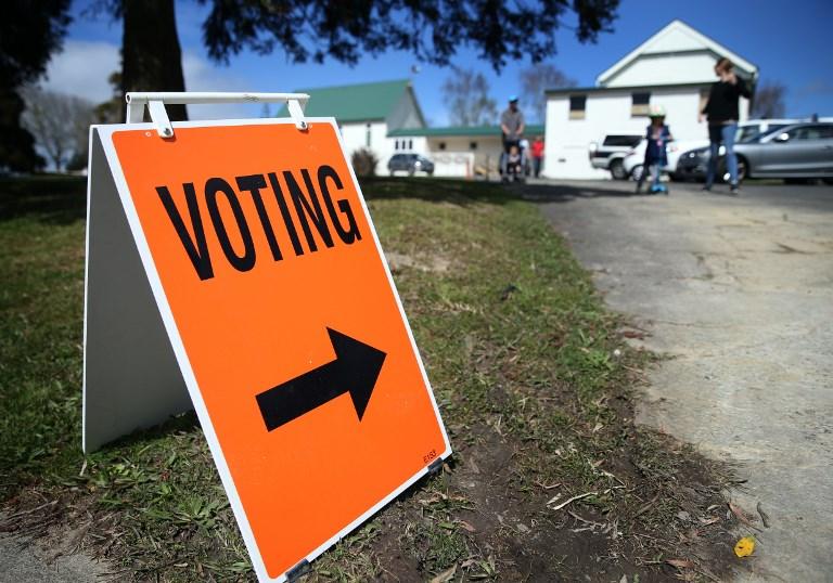Elections générales serrées en Nouvelle-Zélande