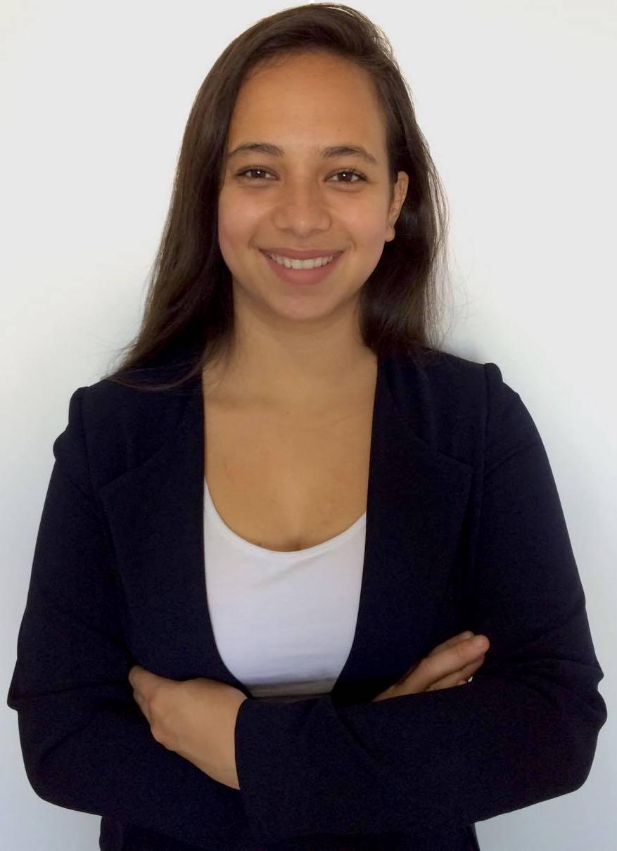 Kimberly Faaruia est une bosseuse qui ne compte pas ses heures tellement elle est curieuse d'apprendre et de découvrir.