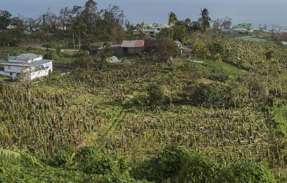 La N-Calédonie débloque 1250.000 euros pour les Antilles après les ouragans