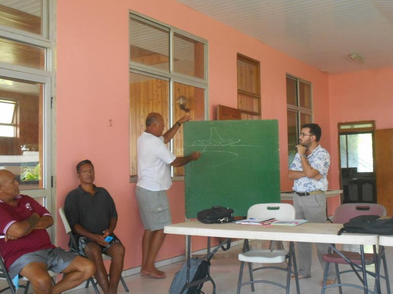 Moorea : le projet d'hydravion inquiète les pêcheurs