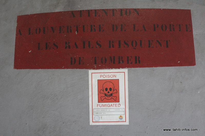 """Bromure de méthyle : gaz """"très toxique"""" utilisé dans le traitement des fruits et légumes"""