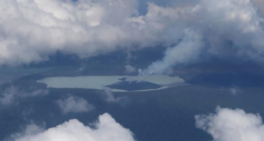 Vanuatu : l'île d'Ambae totalement évacuée