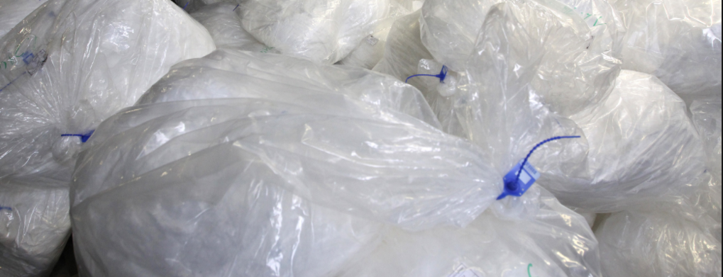Saisie record de 21,1 kilos d'ice ce week-end à Tahiti (màj)