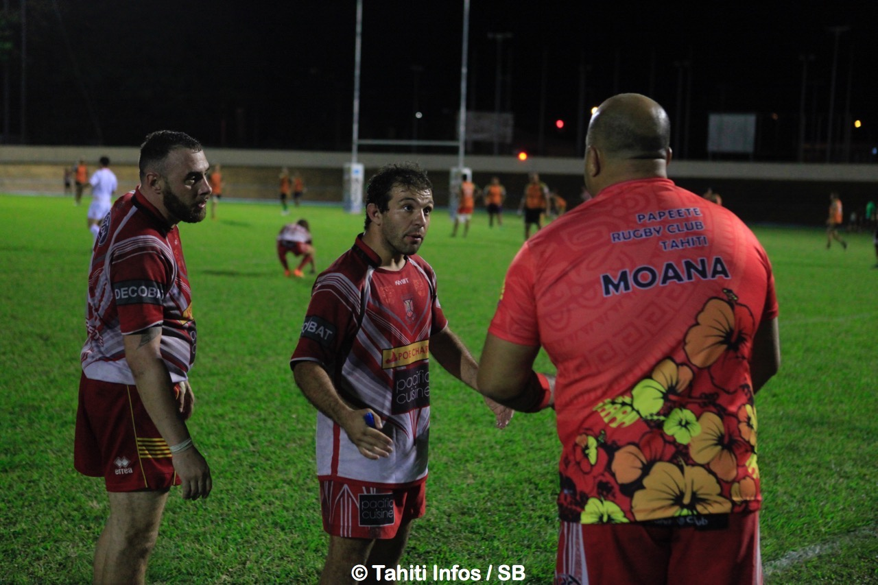 Le Papeete Rugby Club, un club qui monte (illustration)