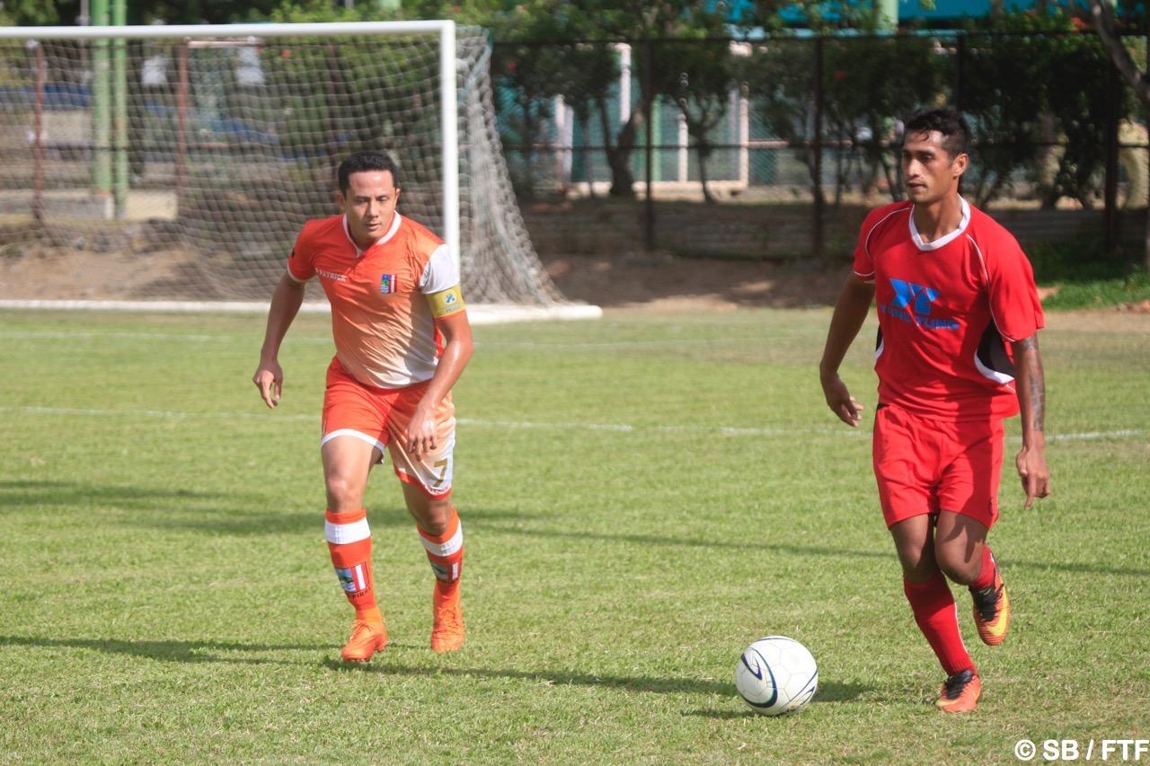 Pirae peut compter sur Raimana Li Fung Kuee, un des meilleurs joueurs polynésiens en activité