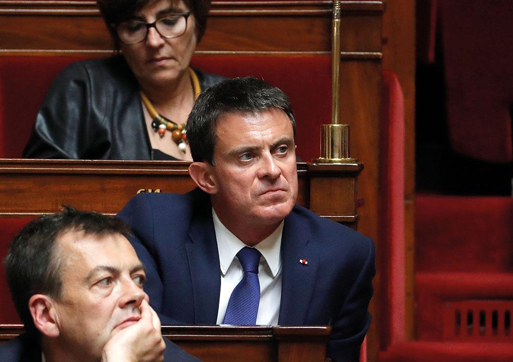 Valls pense présider la mission de l'Assemblée sur la Nouvelle-Calédonie
