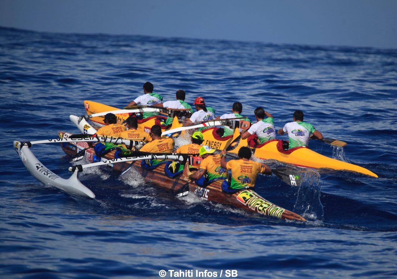 Le duel Edt Va'a-Shell Va'a va pouvoir continuer indirectement à Hawai'i