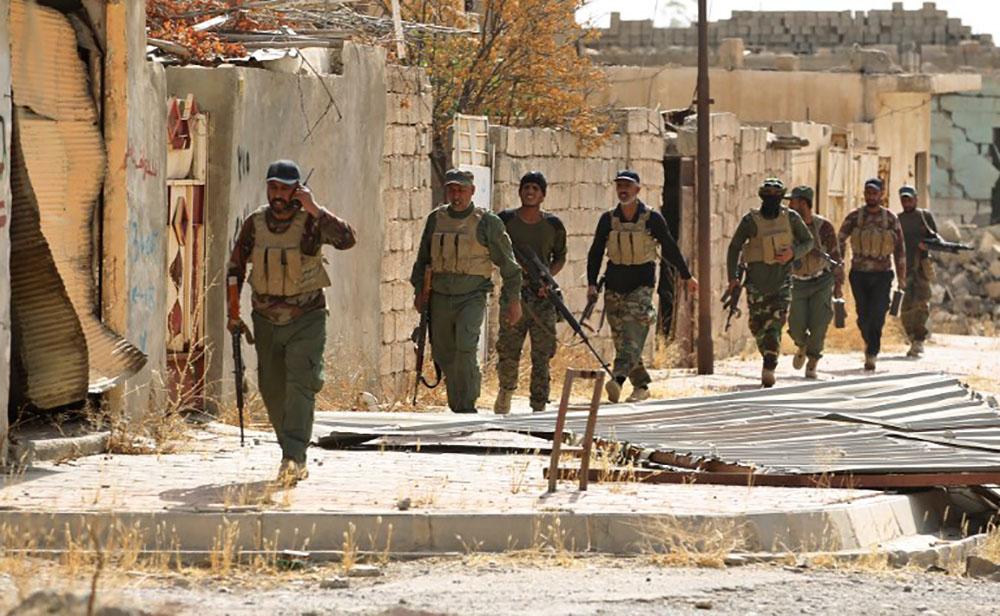Bagdad reprend Hawija, l'un des deux derniers bastions irakiens de l'EI