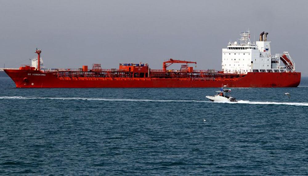 Mer du Japon: 12 disparus après une collision entre un bateau chinois et un cargo