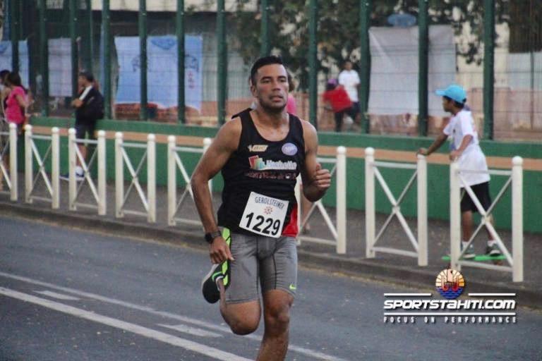 WInsy Tama doit gérer vie professionnelle et sa passion pour la course à pied