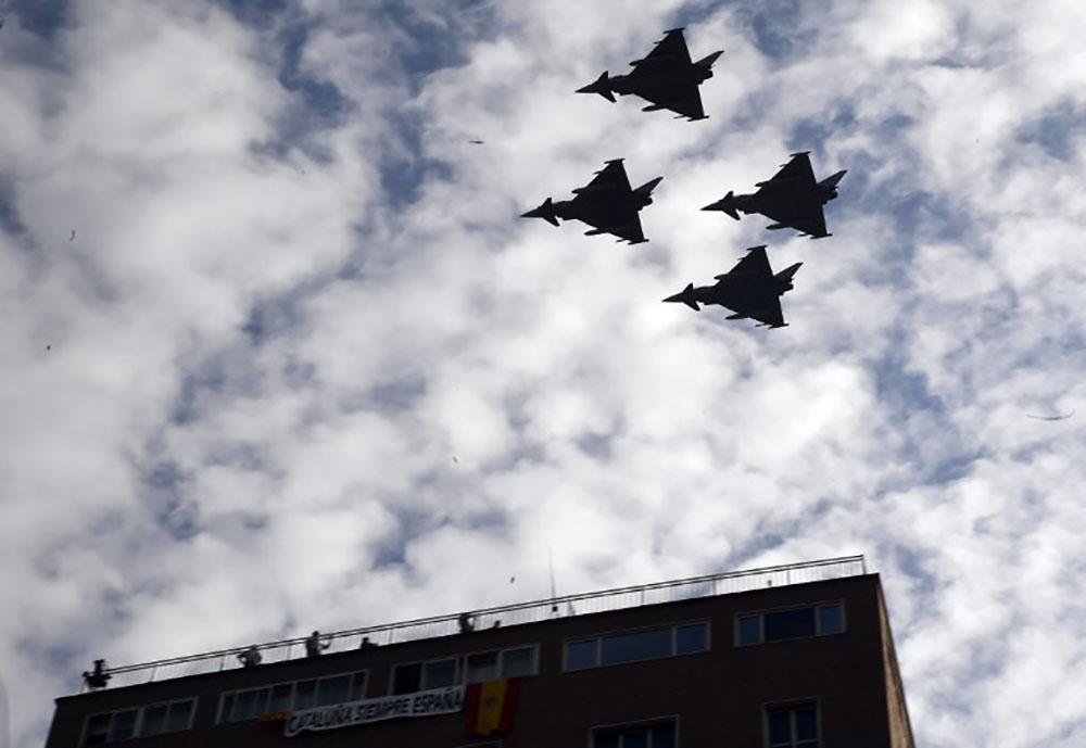Espagne: la fête nationale endeuillée en pleine crise catalane
