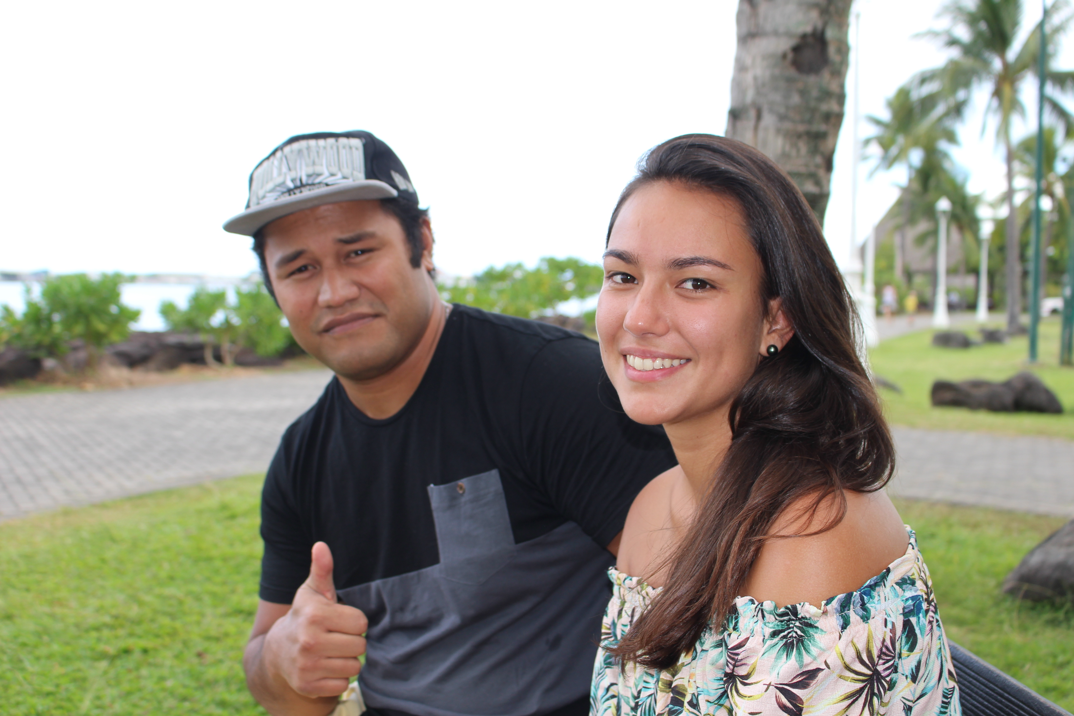 Manuarii Bonnefin, vainqueur du T-Tahiti festival