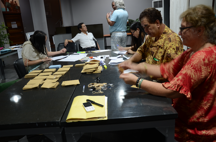 Six nouveaux juges pour le Tribunal Mixte de Commerce de Papeete