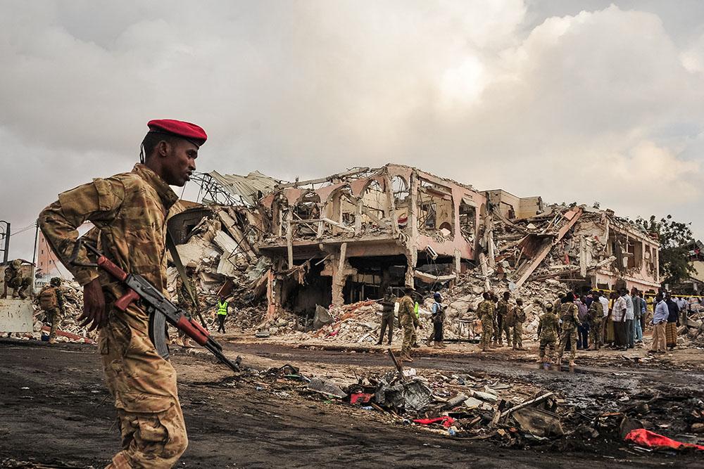Somalie: 276 morts dans l'attentat de Mogadiscio, qui cherche les disparus