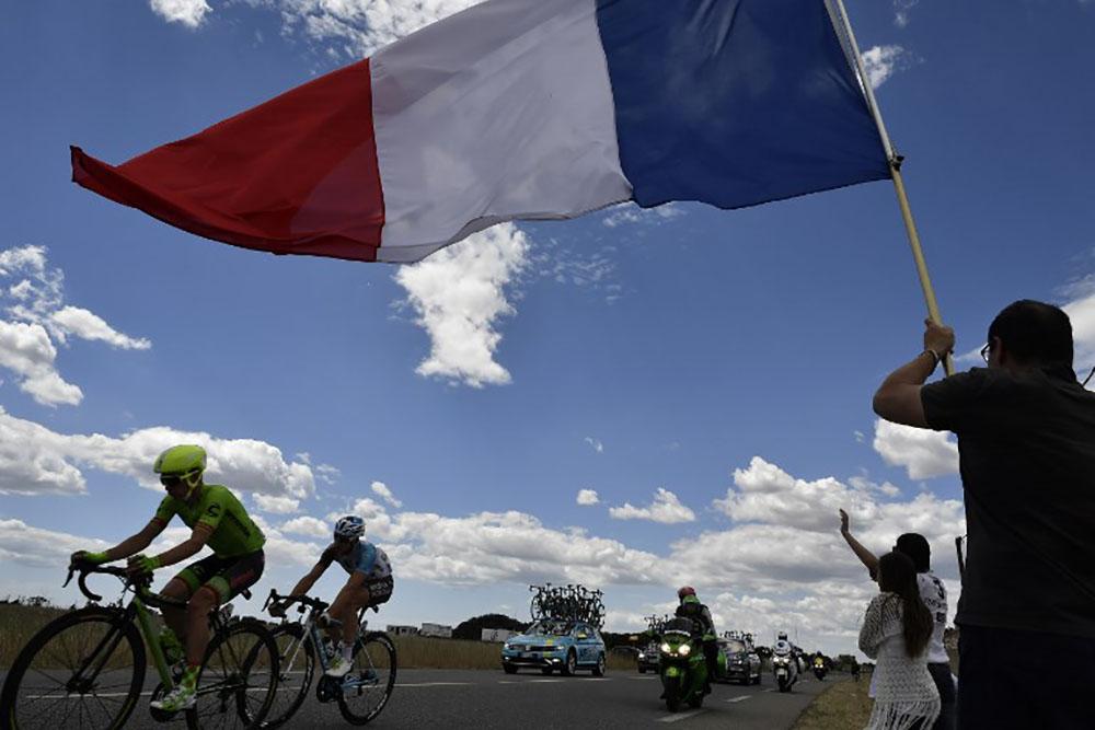 Tour de France-2018: Une étape reine de 65 kilomètres