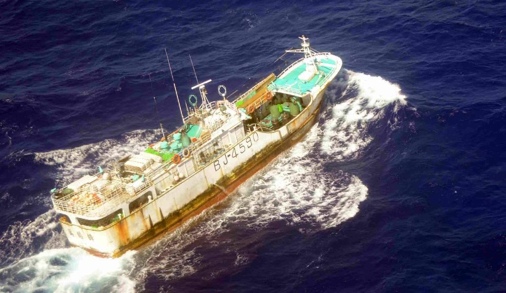 Une opération internationale de surveillance et de contrôle des pêches menée en Polynésie française