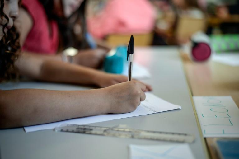 Les troubles de l'apprentissage ne sont parfois pas détectées et peuvent conduire à l'échec scolaire. (Photo AFP)
