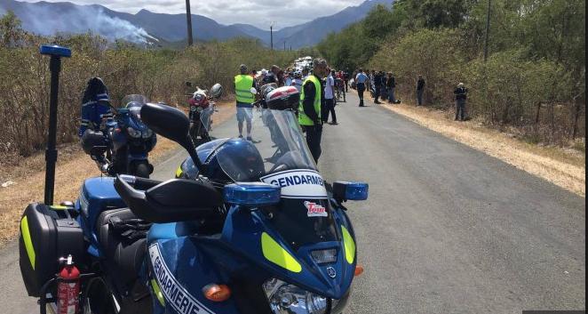 Un jeune cycliste se tue sur le Tour de Nouvelle-Calédonie