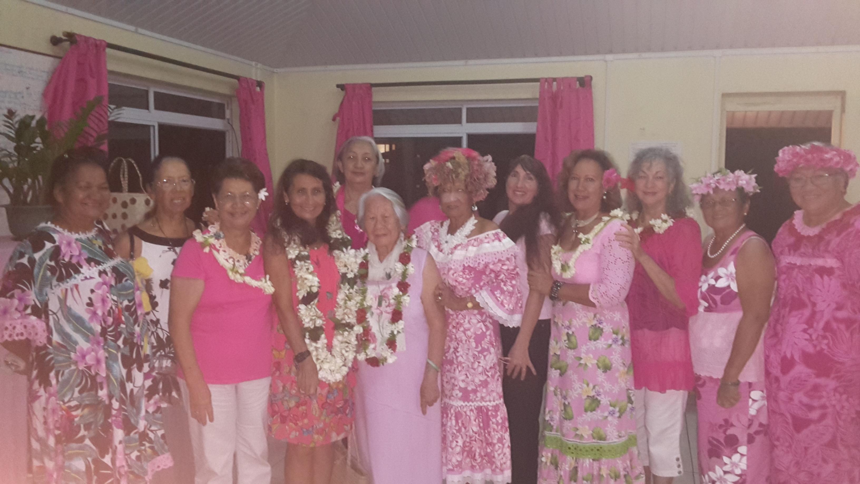 Le conseil des femmes se mobilise pour Octobre rose