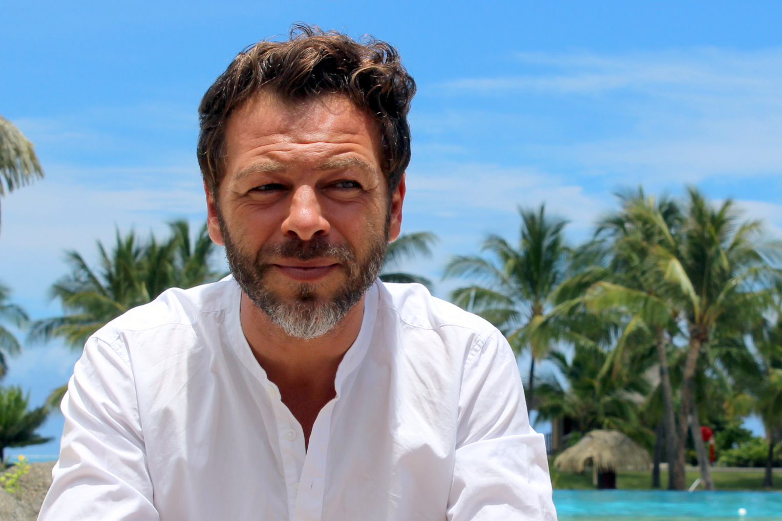 """Christophe Maé:""""Ça va être un grand moment"""""""