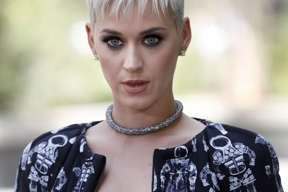 USA: quand Katy Perry s'incruste à un mariage