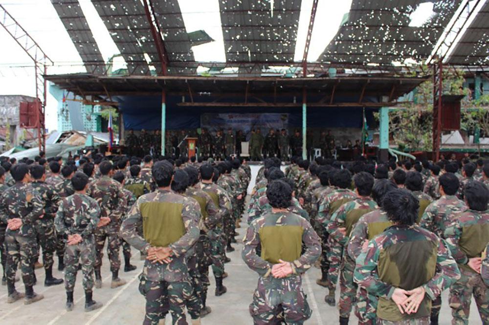 L'Australie va entraîner l'armée philippine au combat urbain