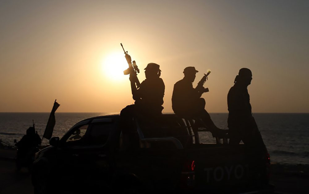 """Le retour d'au moins 5.600 jihadistes, un """"défi énorme pour la sécurité"""""""
