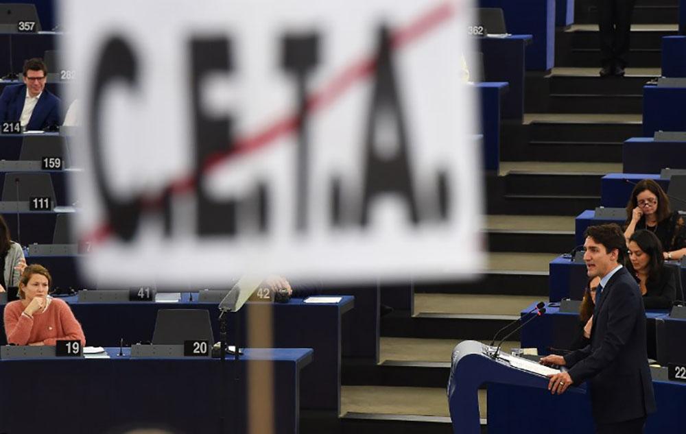 """Un plan d'action pour """"surveiller"""" le Ceta, sans réelles garanties"""