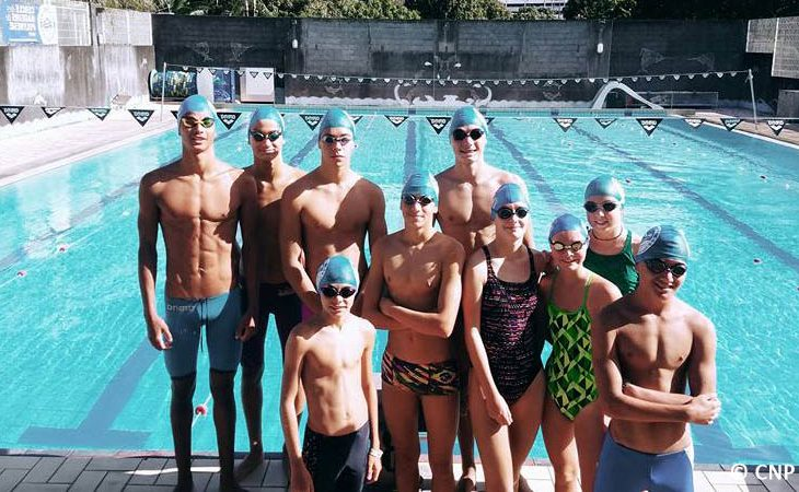 Ce fut l'occasion pour nos nageurs de s'essayer sur de nouvelles distances