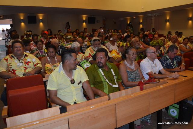Le congrès biannuel des Tuamotu-Gambier a ouvert ses portes mercredi matin, au lycée hôtelier de Punaauia.