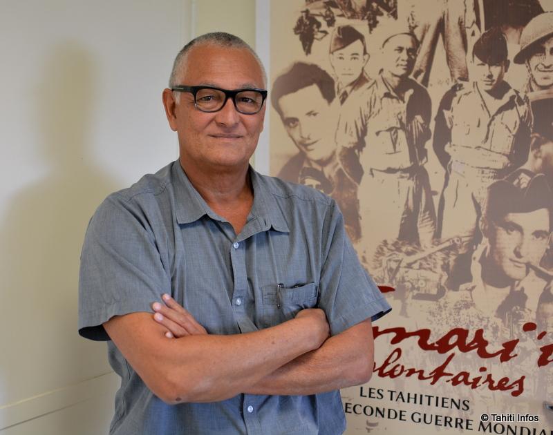 Jean-Christophe Shigetomi, qui a créé la toute première fondation polynésienne : Tupuna Tumu.