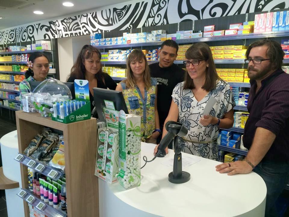 La pharmacie de Taharu'u autorisée à rouvrir à Papara