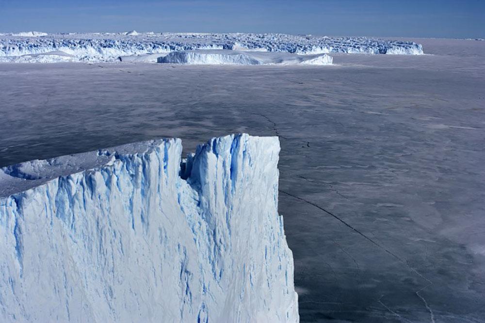 Echec d'un projet de sanctuaire marin dans l'est de l'Antarctique