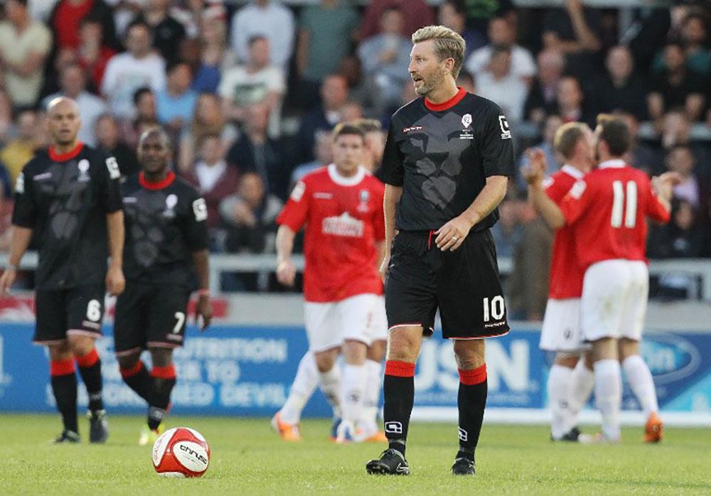 Angleterre: l'envie trop pressante du gardien de Salford City